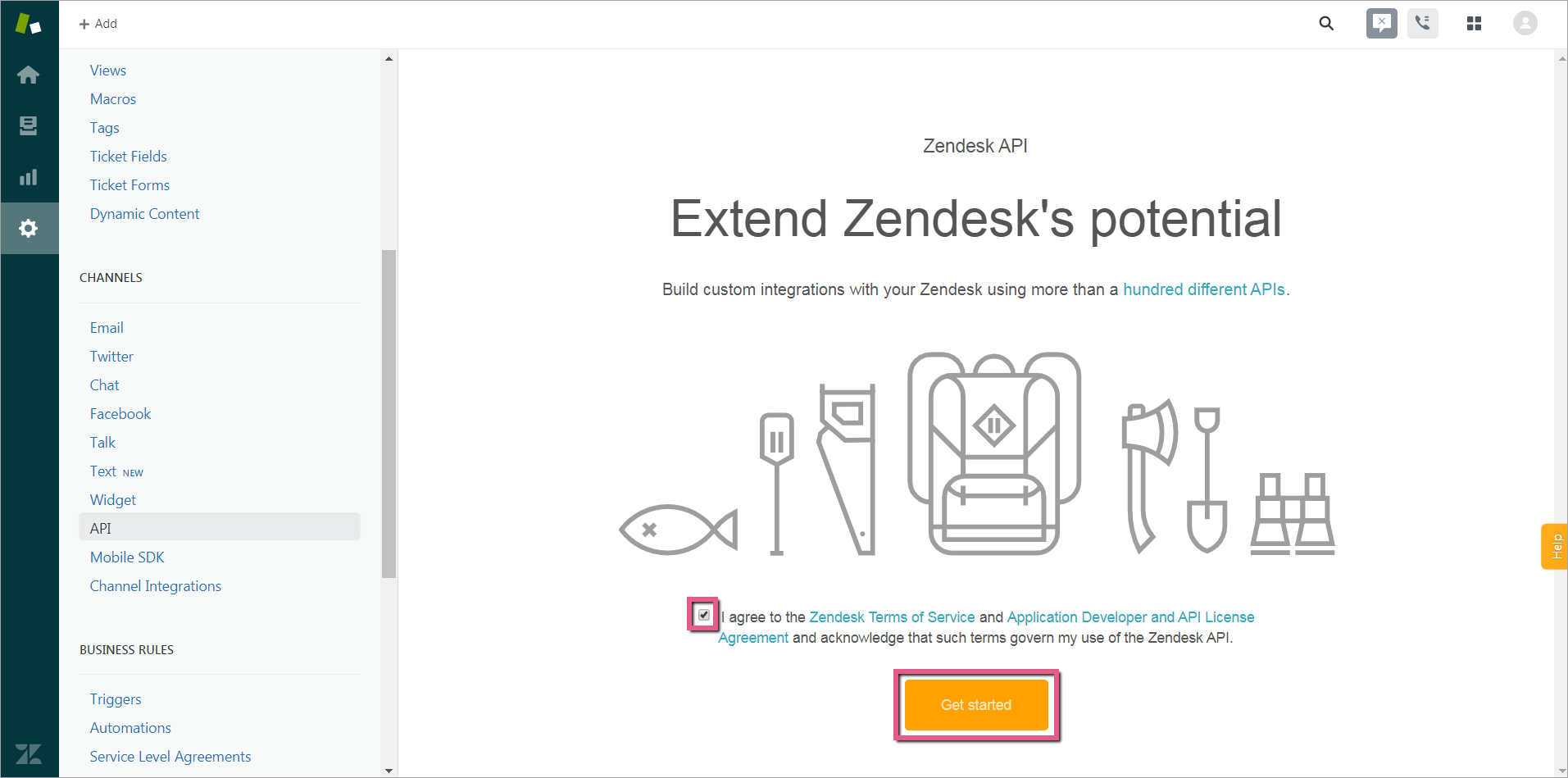 How to Use WebHooks With Zendesk - WalkMe Support