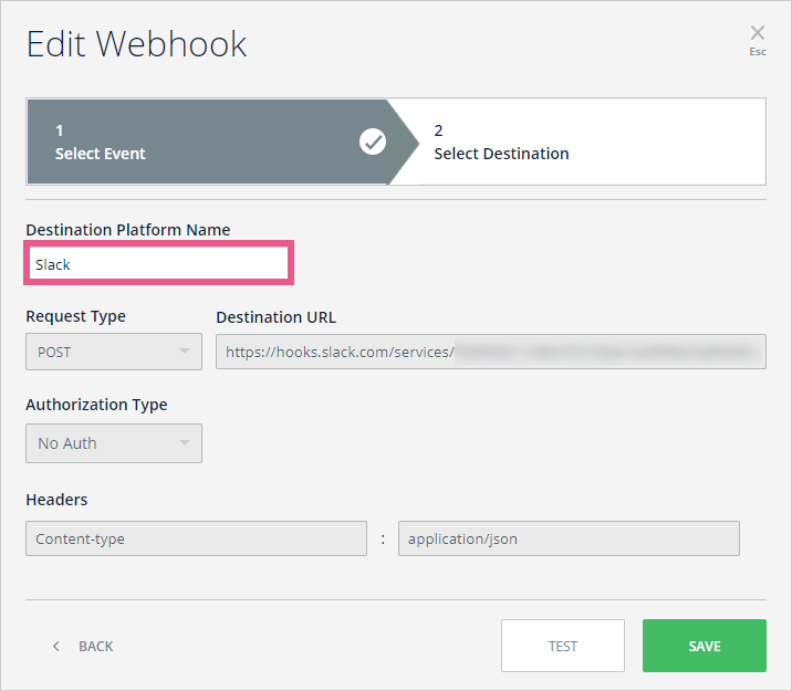 How To Use Webhooks With Slack - WalkMe Support